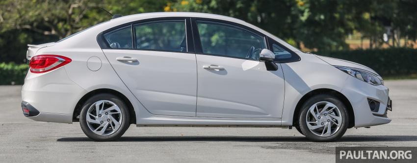 GALLERY: Proton sedans – Perdana, Persona, Saga Image #579741