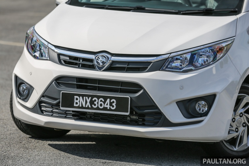 GALLERY: Proton sedans – Perdana, Persona, Saga Image #579742