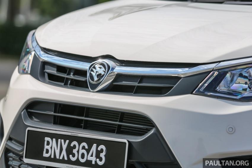 GALLERY: Proton sedans – Perdana, Persona, Saga Image #579744