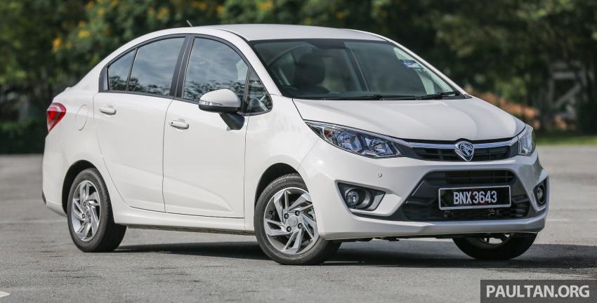 GALLERY: Proton sedans – Perdana, Persona, Saga Image #579729