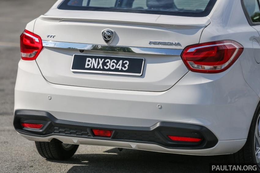 GALLERY: Proton sedans – Perdana, Persona, Saga Image #579750