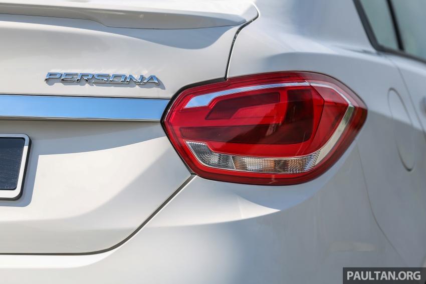 GALLERY: Proton sedans – Perdana, Persona, Saga Image #579751