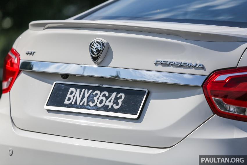 GALLERY: Proton sedans – Perdana, Persona, Saga Image #579753