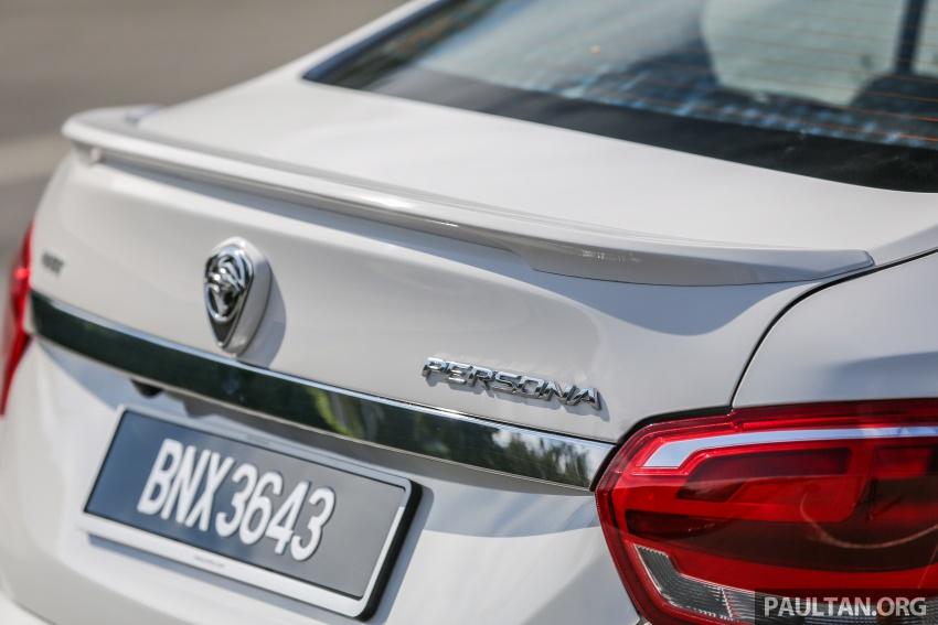 GALLERY: Proton sedans – Perdana, Persona, Saga Image #579756
