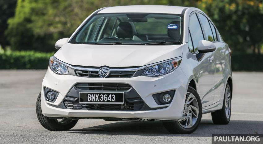 GALLERY: Proton sedans – Perdana, Persona, Saga Image #579731