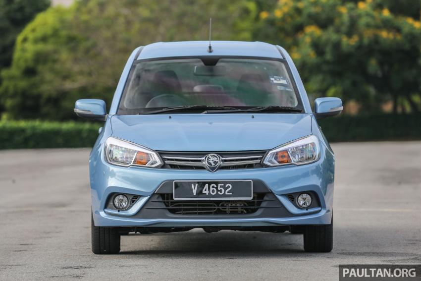 GALLERY: Proton sedans – Perdana, Persona, Saga Image #579848