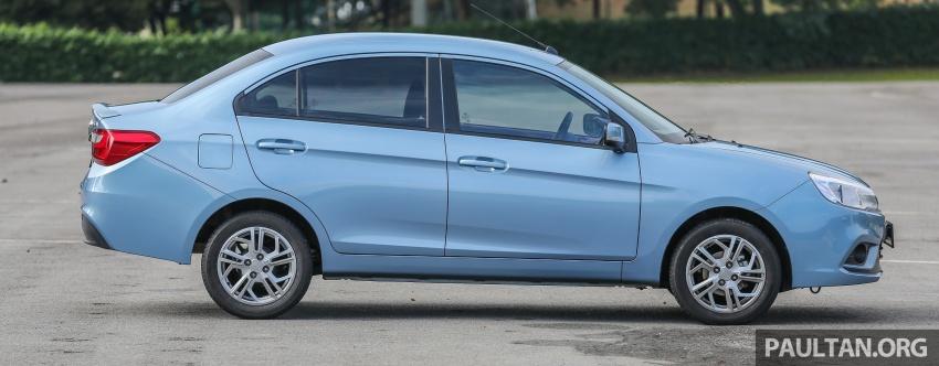 GALLERY: Proton sedans – Perdana, Persona, Saga Image #579851