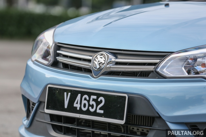 GALLERY: Proton sedans – Perdana, Persona, Saga Image #579855