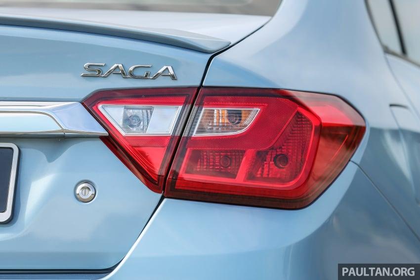 GALLERY: Proton sedans – Perdana, Persona, Saga Image #579862