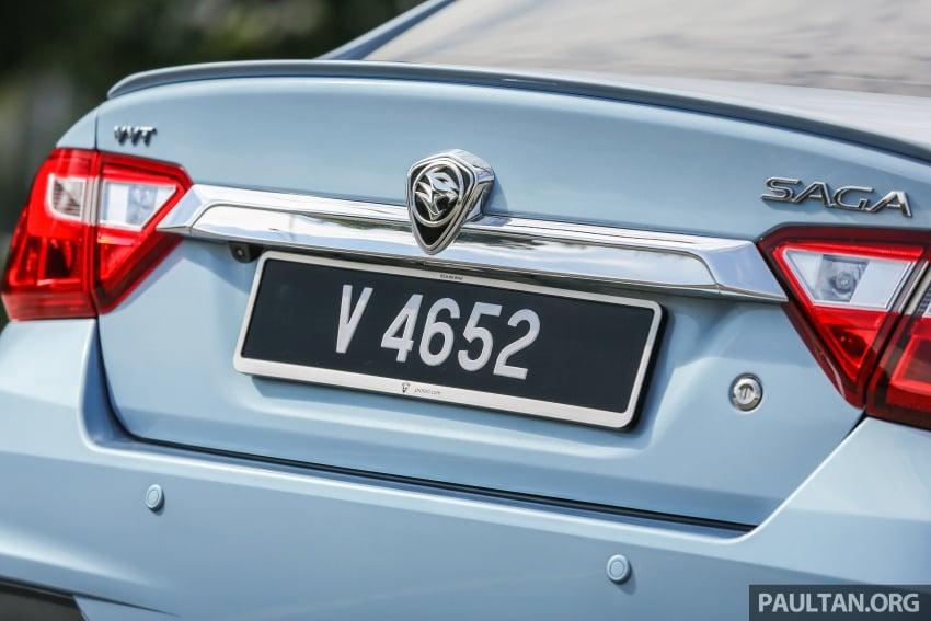 GALLERY: Proton sedans – Perdana, Persona, Saga Image #579863