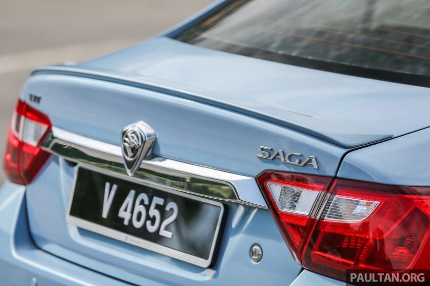 GALLERY: Proton sedans – Perdana, Persona, Saga Image #579865