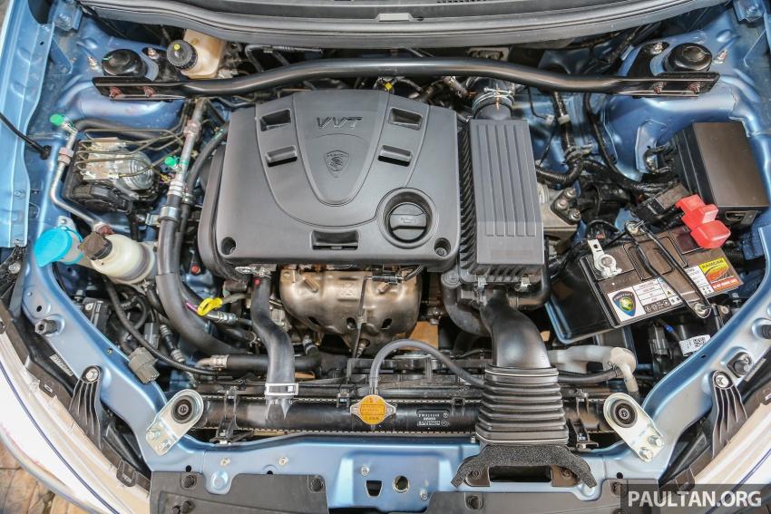 GALLERY: Proton sedans – Perdana, Persona, Saga Image #579866