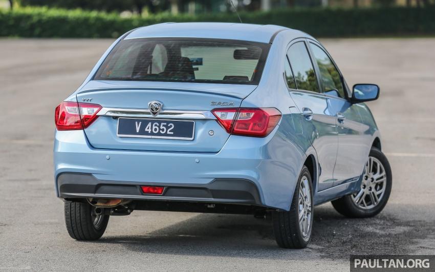 GALLERY: Proton sedans – Perdana, Persona, Saga Image #579845