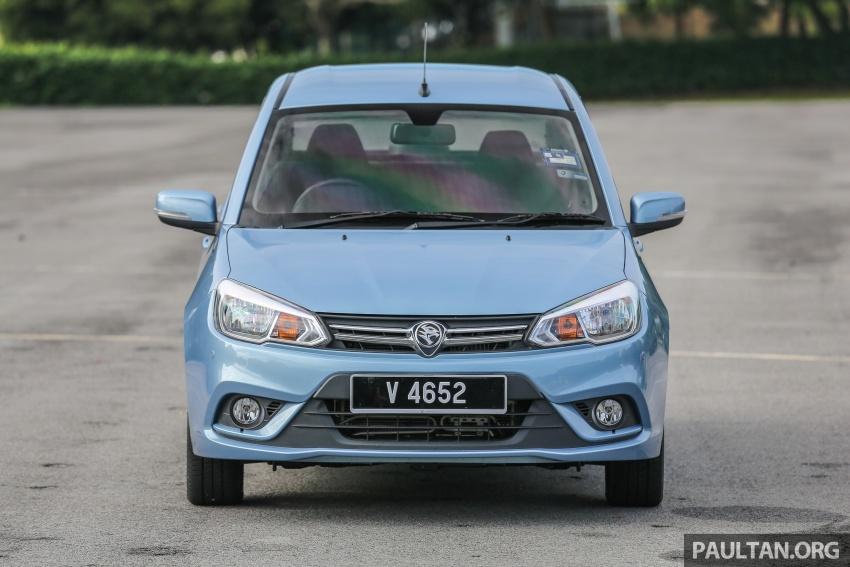 GALLERY: Proton sedans – Perdana, Persona, Saga Image #579847