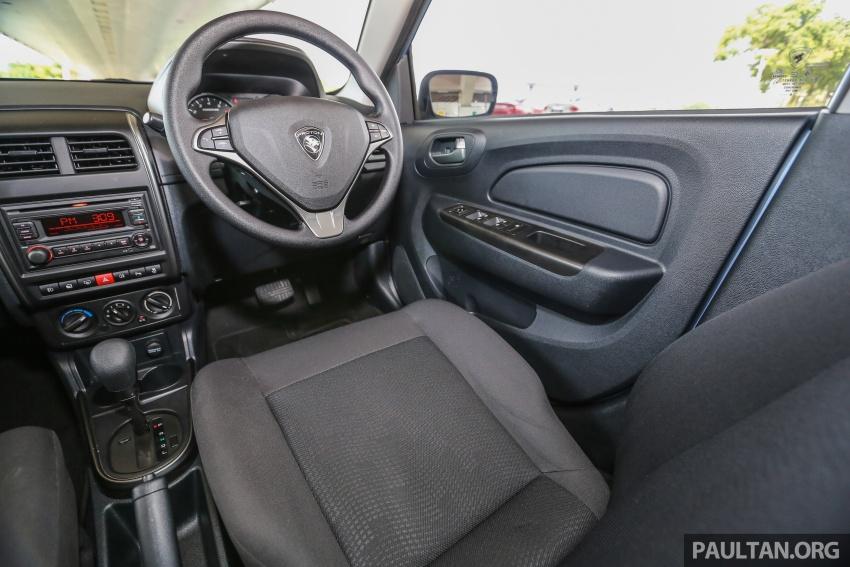 GALLERY: Proton sedans – Perdana, Persona, Saga Image #579884