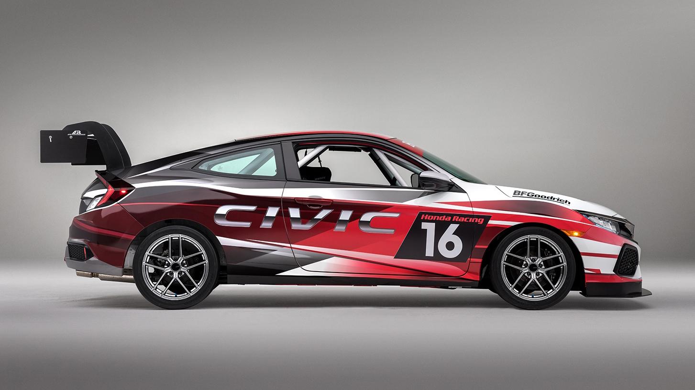 Honda Civic Dengan Modifikasi Muncul Di SEMA Image 573474