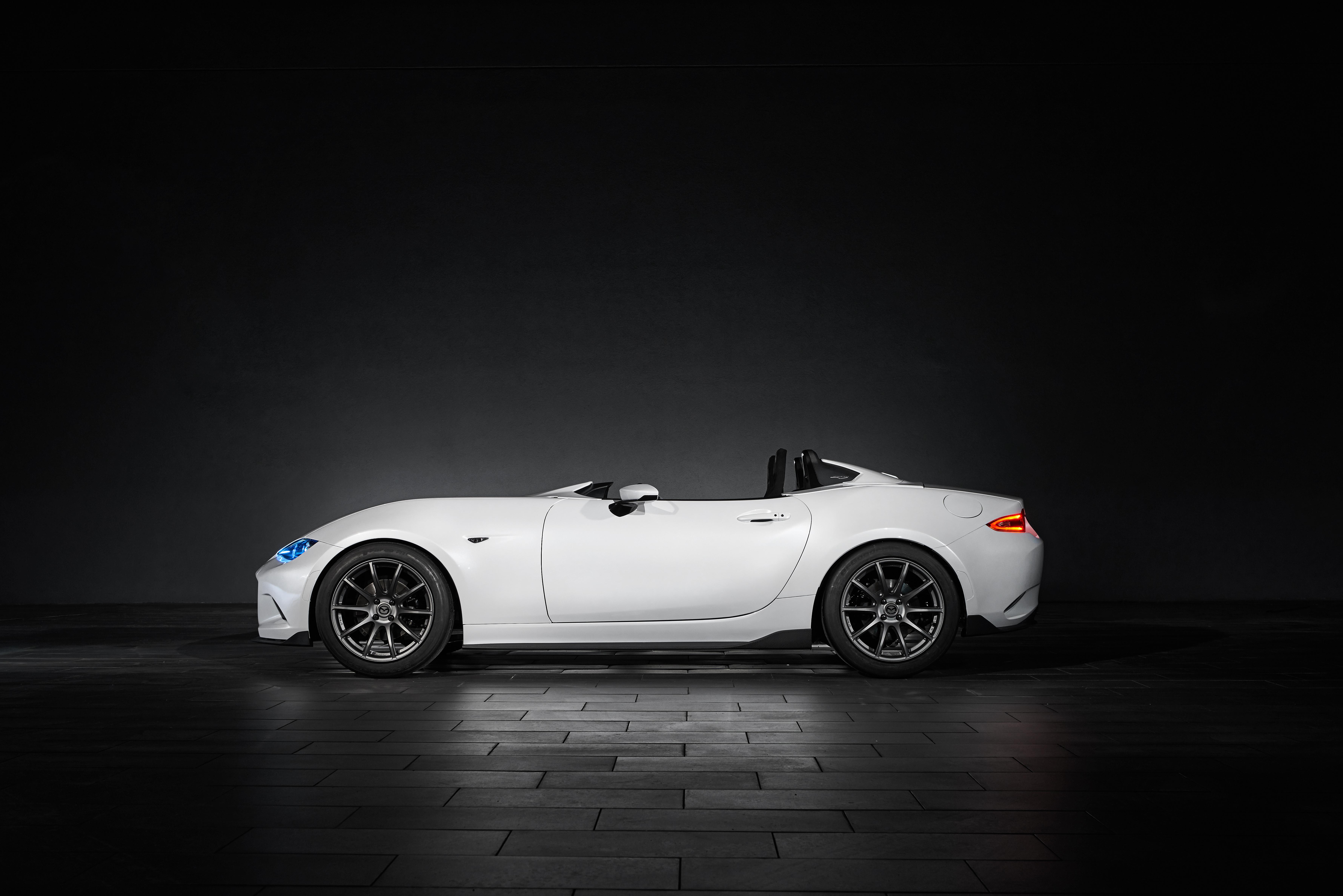 Mazda MX-5 RF Kuro, Speedster concepts reach SEMA Paul Tan - Image ...