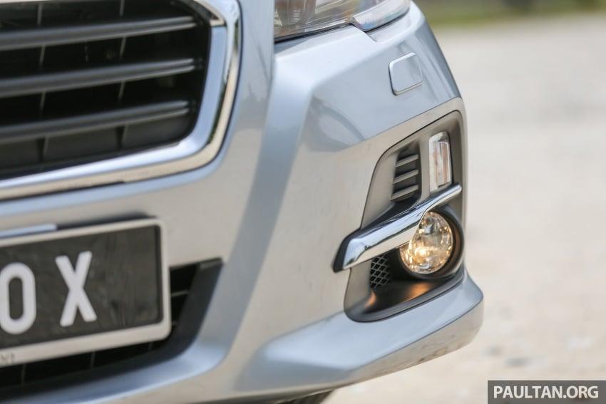 DRIVEN: Subaru Levorg 1.6 GT-S – a firm approach Image #578882