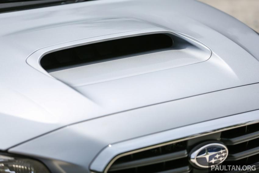 DRIVEN: Subaru Levorg 1.6 GT-S – a firm approach Image #578885