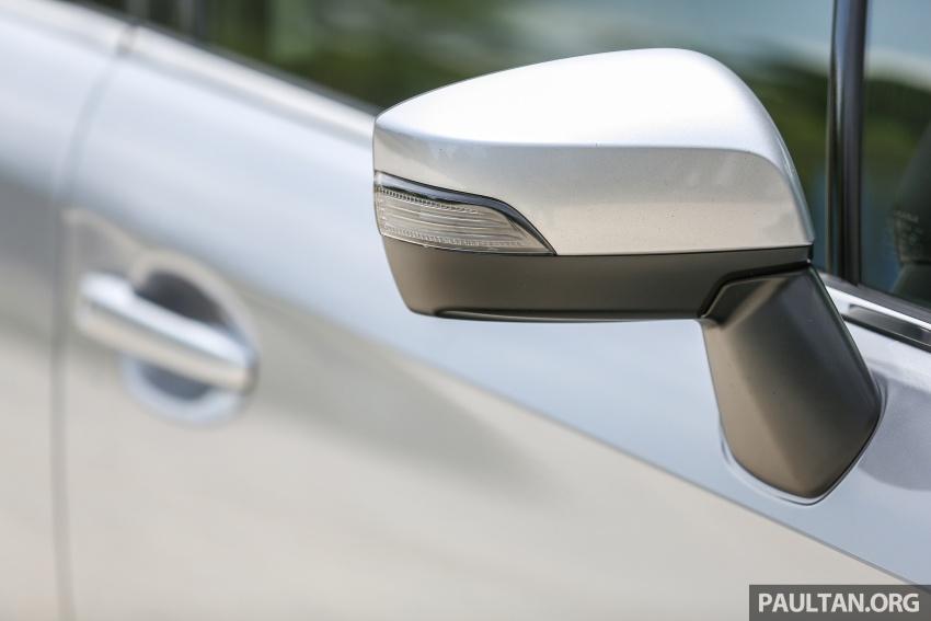 DRIVEN: Subaru Levorg 1.6 GT-S – a firm approach Image #578800