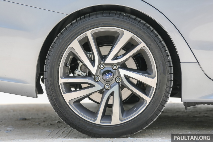 DRIVEN: Subaru Levorg 1.6 GT-S – a firm approach Image #578804