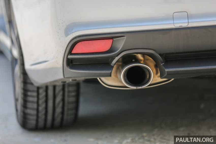 DRIVEN: Subaru Levorg 1.6 GT-S – a firm approach Image #578814