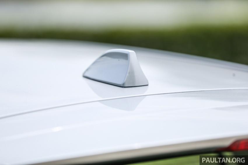 DRIVEN: Subaru Levorg 1.6 GT-S – a firm approach Image #578819