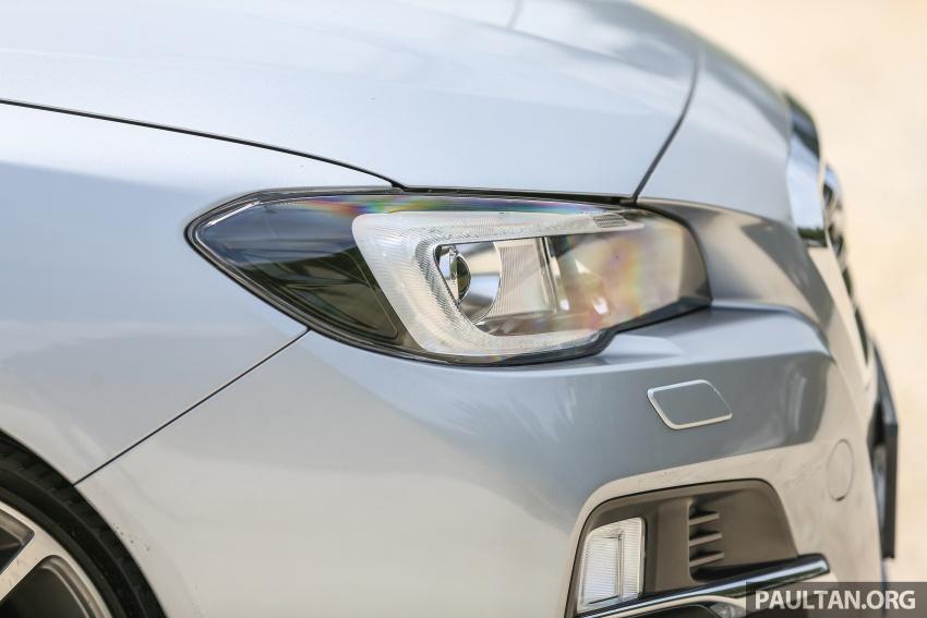 DRIVEN: Subaru Levorg 1.6 GT-S – a firm approach Image #578880