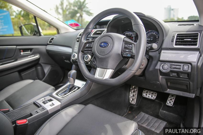 DRIVEN: Subaru Levorg 1.6 GT-S – a firm approach Image #578822
