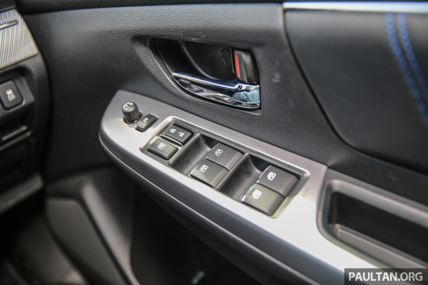 DRIVEN: Subaru Levorg 1.6 GT-S – a firm approach Image #578836