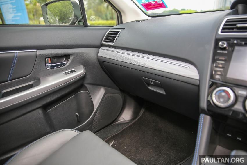 DRIVEN: Subaru Levorg 1.6 GT-S – a firm approach Image #578838