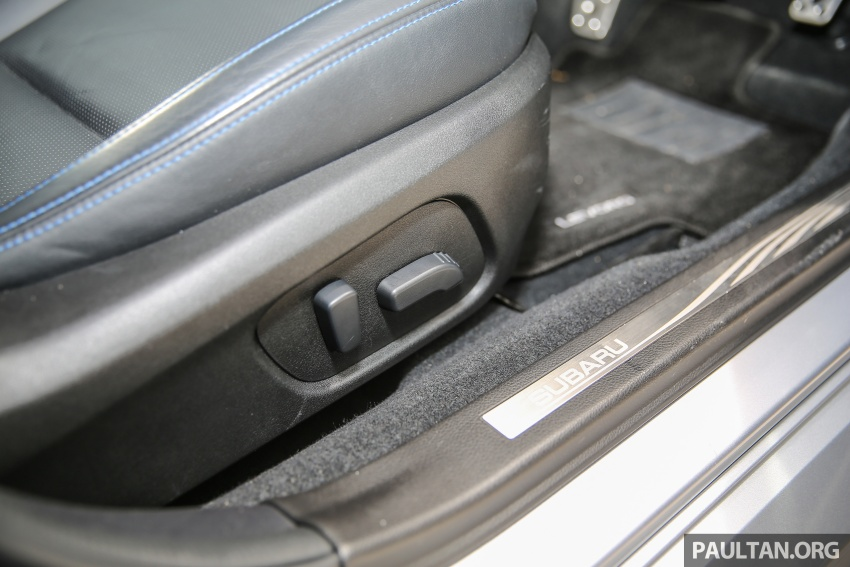 DRIVEN: Subaru Levorg 1.6 GT-S – a firm approach Image #578845