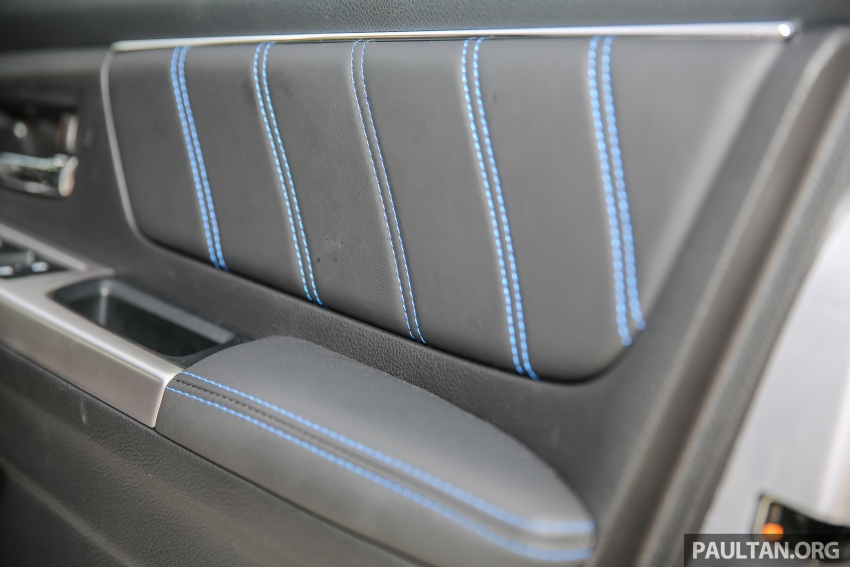 DRIVEN: Subaru Levorg 1.6 GT-S – a firm approach Image #578850