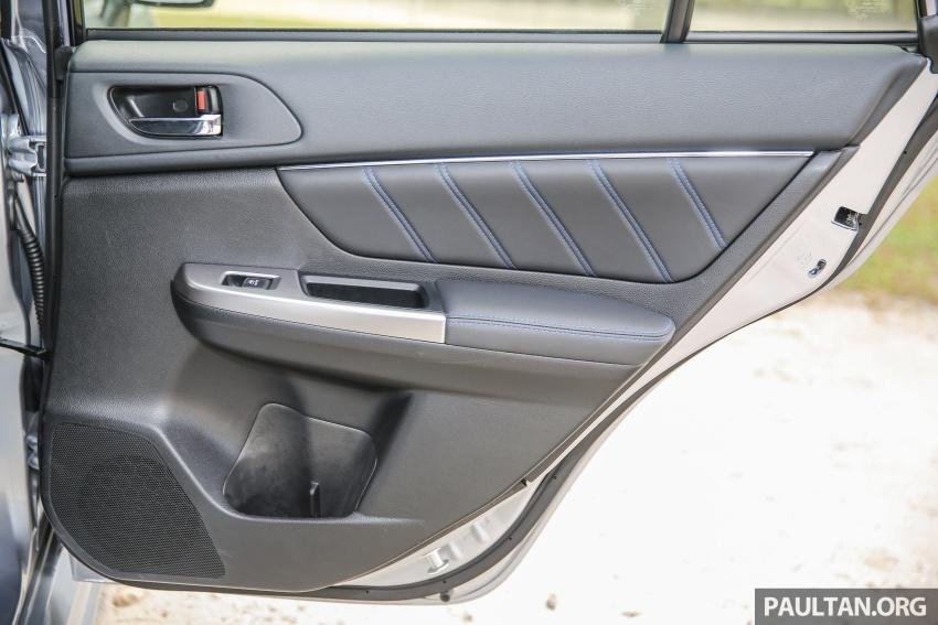 DRIVEN: Subaru Levorg 1.6 GT-S – a firm approach Image #578852