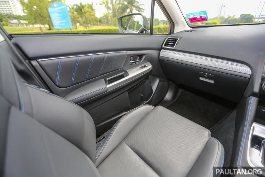DRIVEN: Subaru Levorg 1.6 GT-S – a firm approach Image #578860