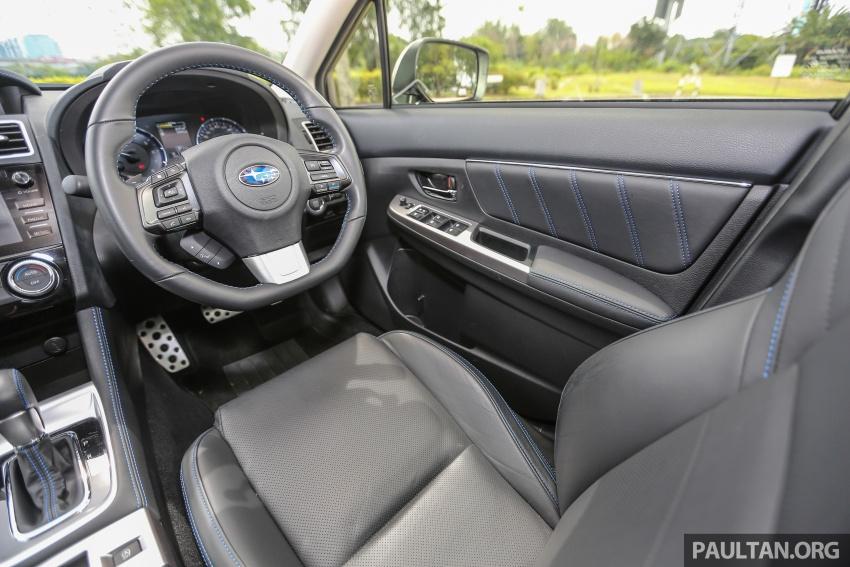 DRIVEN: Subaru Levorg 1.6 GT-S – a firm approach Image #578861