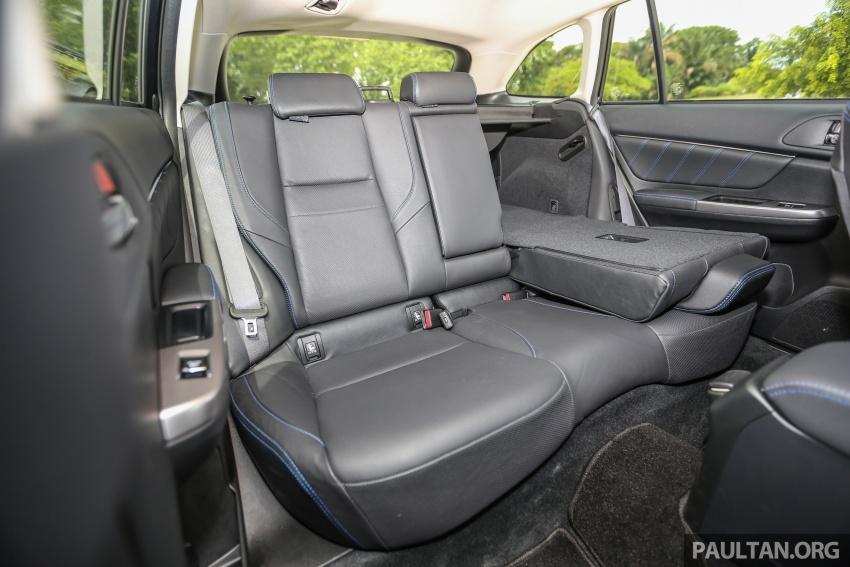 DRIVEN: Subaru Levorg 1.6 GT-S – a firm approach Image #578866