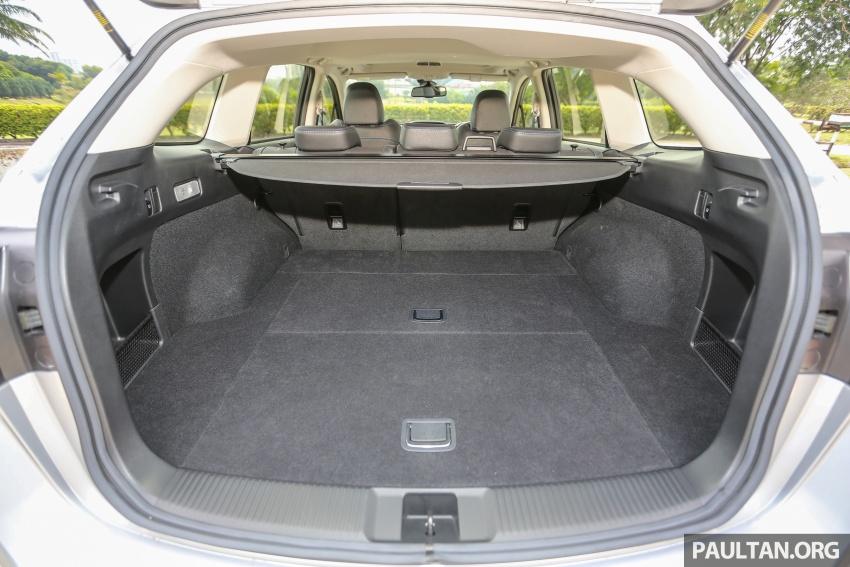 DRIVEN: Subaru Levorg 1.6 GT-S – a firm approach Image #578868
