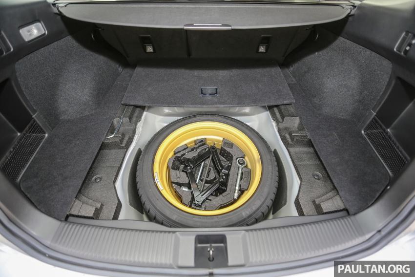 DRIVEN: Subaru Levorg 1.6 GT-S – a firm approach Image #578871