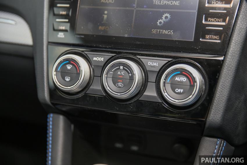 DRIVEN: Subaru Levorg 1.6 GT-S – a firm approach Image #578828