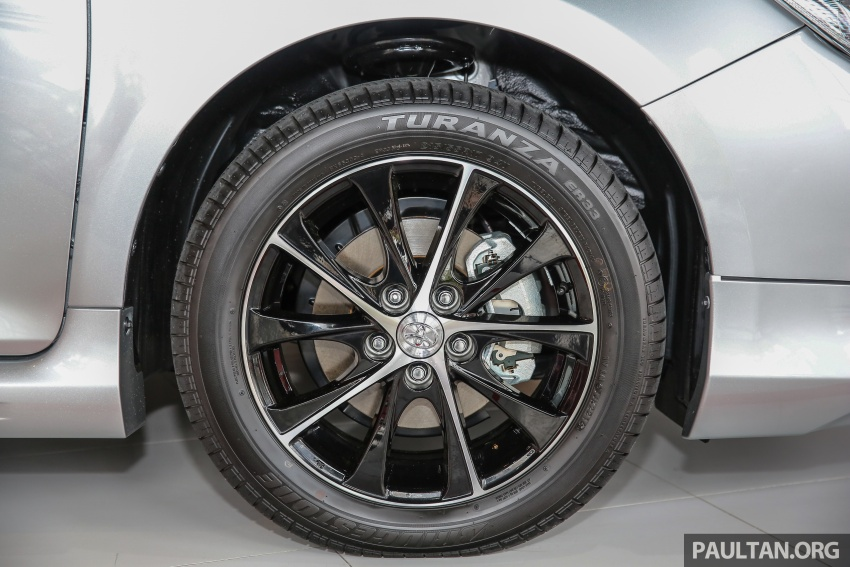 GALLERY: New Toyota Camry 2.0G X shown at Mitsui Image #584961