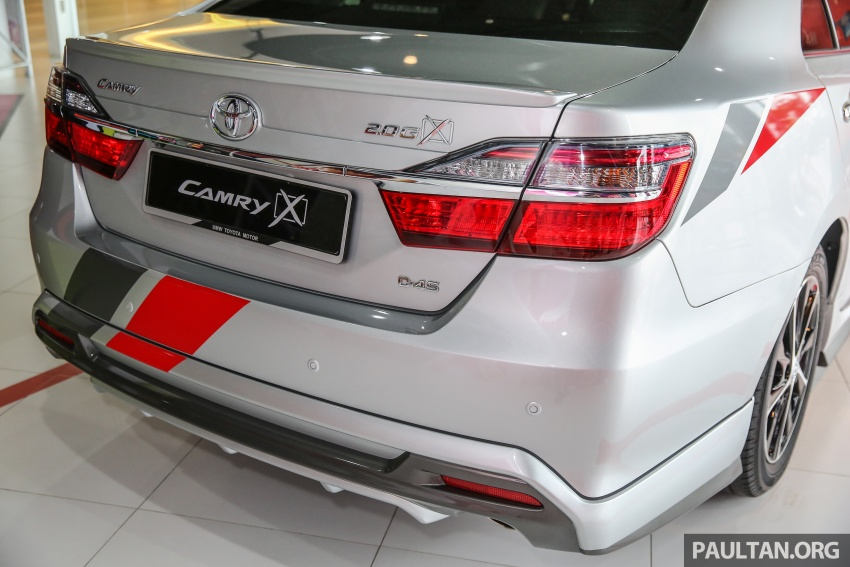 GALLERY: New Toyota Camry 2.0G X shown at Mitsui Image #584968