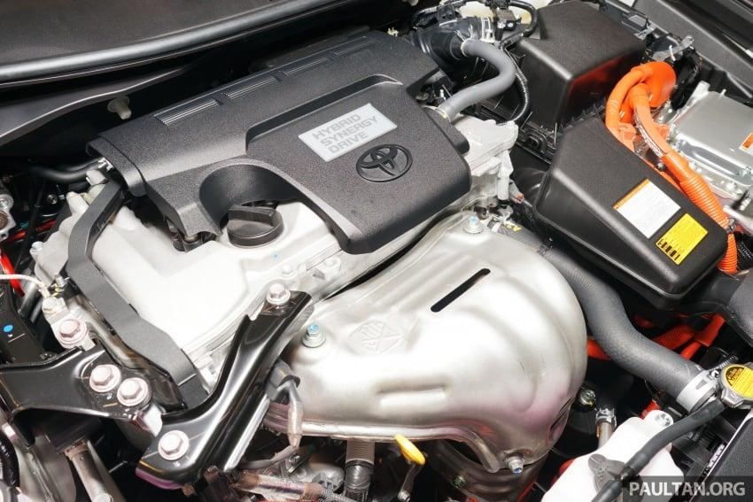 GALLERY: New Toyota Camry Hybrid Luxury variant Image #586159