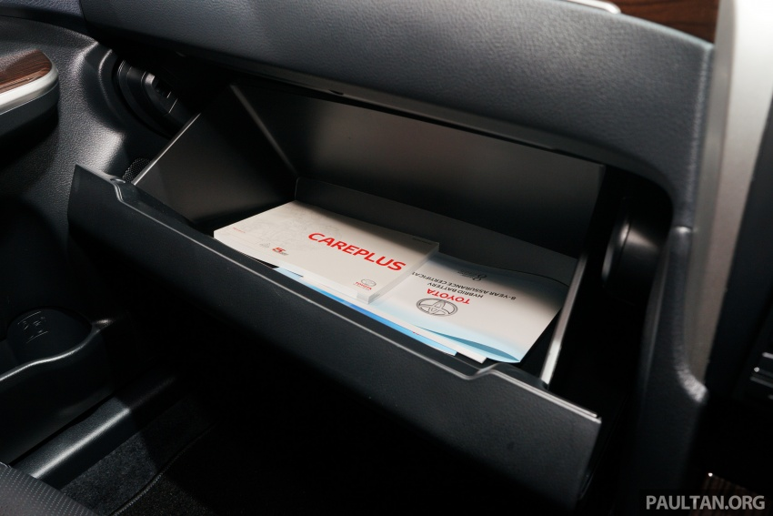 GALLERY: New Toyota Camry Hybrid Luxury variant Image #586171