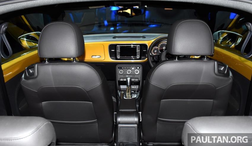 Volkswagen Beetle Dune 1.4 TSI kini di Malaysia – terhad 50 unit, CBU, harga bermula RM179,990 Image #580775