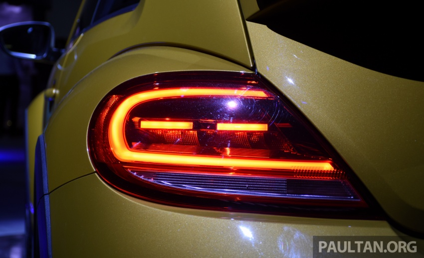 Volkswagen Beetle Dune 1.4 TSI kini di Malaysia – terhad 50 unit, CBU, harga bermula RM179,990 Image #580759