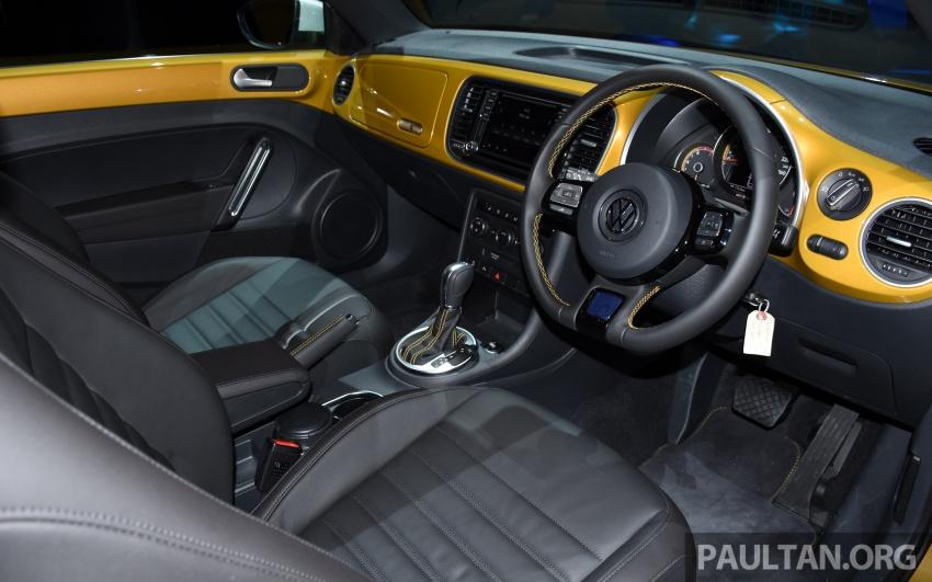 Volkswagen Beetle Dune launched – 50 units, RM180k Image #580733