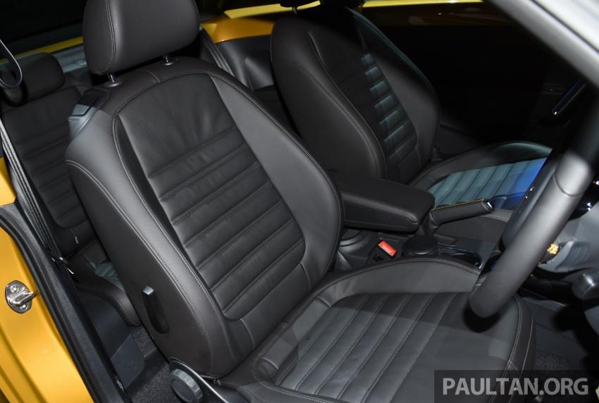 Volkswagen Beetle Dune 1.4 TSI kini di Malaysia – terhad 50 unit, CBU, harga bermula RM179,990 Image #580761