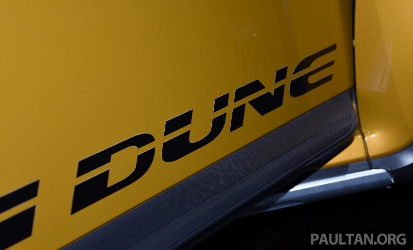 Volkswagen Beetle Dune launched – 50 units, RM180k Image #580739