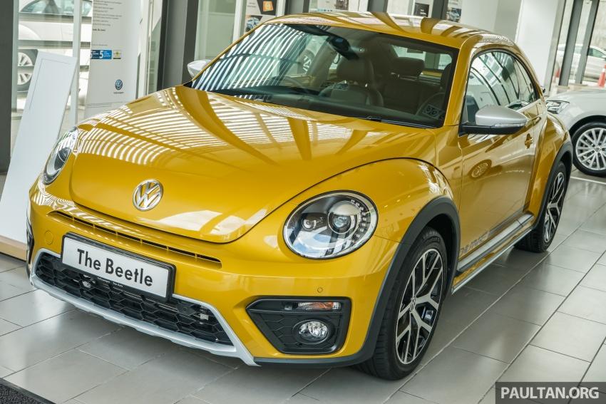 GALLERY: Volkswagen Beetle Dune 1.4 TSI in Malaysia Image #578308
